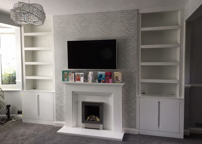 Beckenham Interiors Alcoves
